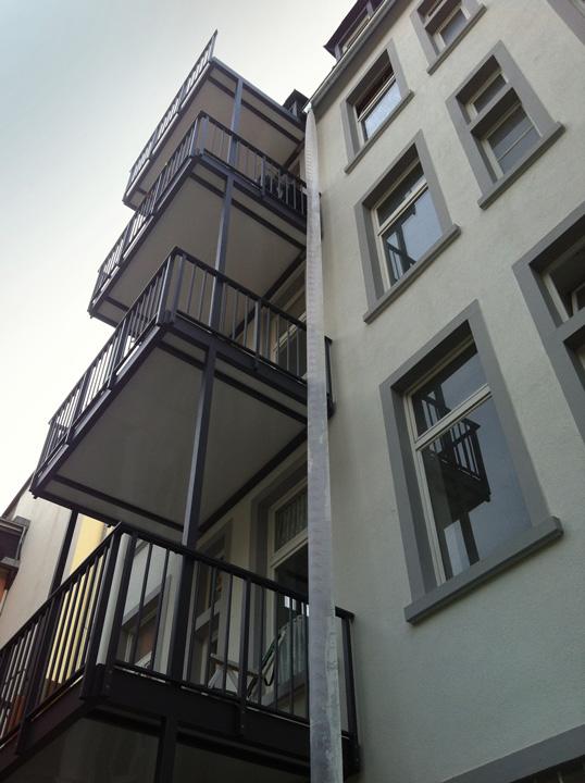 Cranachstrasse 21 in Frankfurt