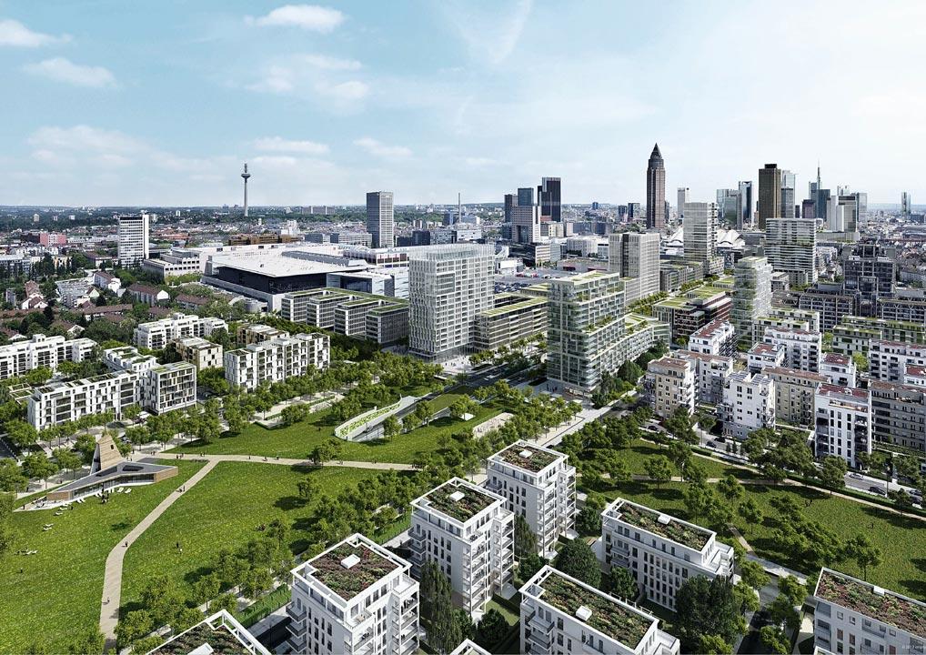 Europaviertel Frankfurt Baufeld 26