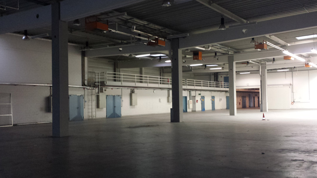 Machbarkeitsstudie Fahrzeughalle & Werkstattgebäude ARA Goldsteinstrasse 238