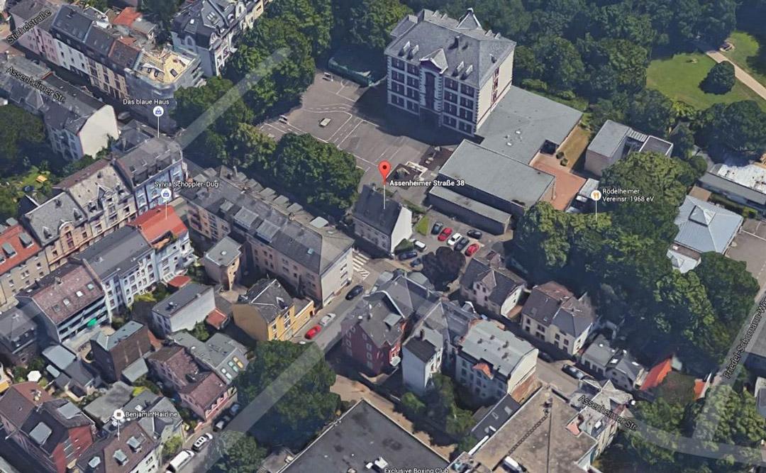 Untersuchung des LeerstandesvonDienstwohnungeninFrankfurter Schulen