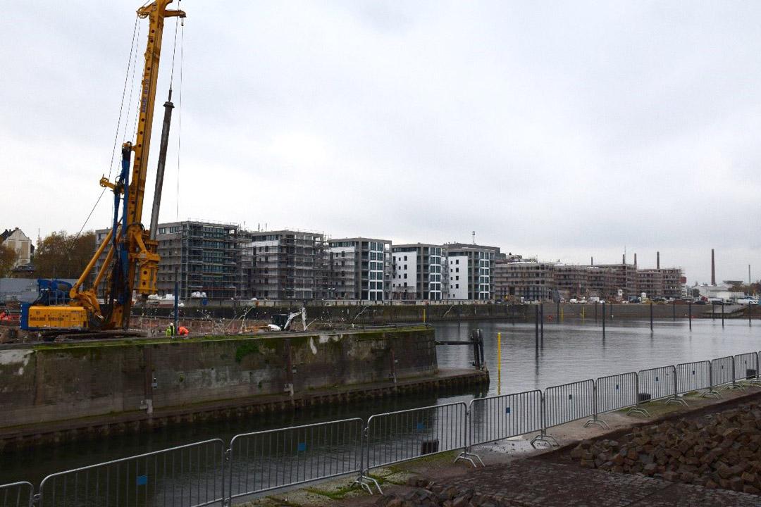 Technische Due Diligence Zollhafen Mainz